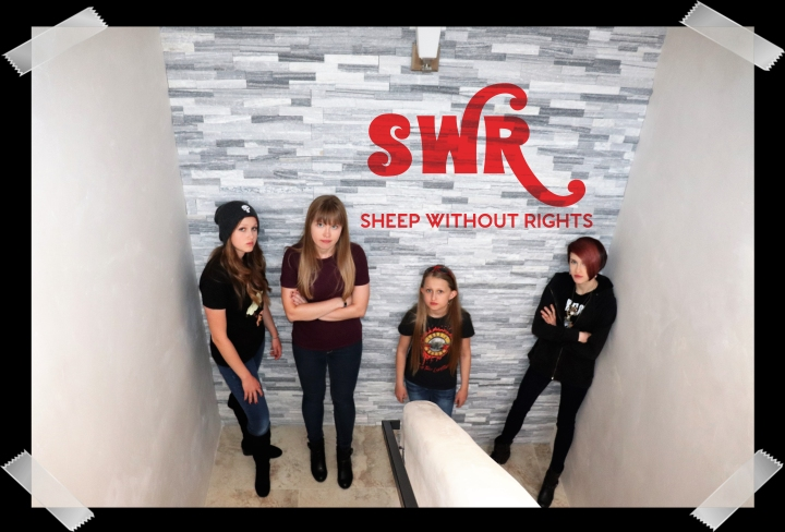 SWR Wall1 Black Tape